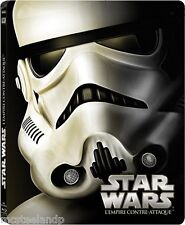 Star Wars - Episode V : L'Empire contre-attaq - Édition STEELBOOK - BLU-RAY NEUF