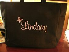 8 Bride WEDDING TOTE Bag BRIDESMAID PERSONALIZE BRIDAL BUTTERFLY  shower gift