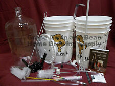 Deluxe Brewers Best Home Brewing Equipment Kit, Beer Making Kit, Brewing Kit