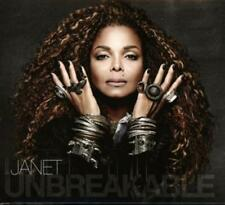 Jackson,Janet - Unbreakable (Digipack) - CD NEU
