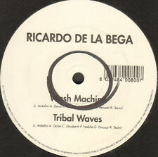 RICARDO DE LA BEGA - Wash Machine / Tribal Waves - Not On Label
