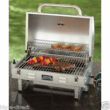 Smoke Hollow Stainless Steel Outdoor Tailgate & Portable BBQ Propane Gas Grill