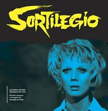 Silvano D'Auria ‎– Sortilegio OST LP Four Flies 2016 Ltd. Ed 500 copies
