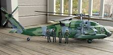 1:18 BBI Elite Force U.S Air Force UH-60 Black Pave Hawk Helicopter Green Gray
