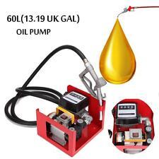 Bio Dieselpumpe Heizölpumpe selbstansaugend 220V/550W 60l/min Pumpe