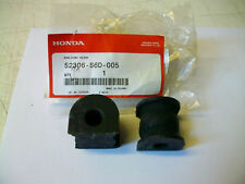 GENUINE HONDA CIVIC REAR ANTI ROLL BAR D BUSHES 02-05