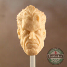 """ML186 Cable Nathan Summers MS Custom Cast head sculpt use w/6"""" Marvel Legends"""