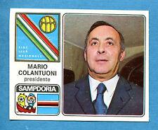 CALCIATORI PANINI 1972-73-Figurina-Sticker n. 293 - COLANTUONI - SAMPDORIA -Rec