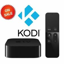 Apple TV 4 (4th Gen) 64gb with KODI, Adult, Movies, Sports and Loaded