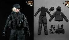 Fire Girl Toys FG005 1/6 Female Black Python sniper suit set Uniforms