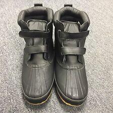 Pro Line Black Velcro Boots Size 13