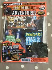 Dr Doctor Who Adventures Magazine Issue 157 - Brand New In Bag - Free Postage