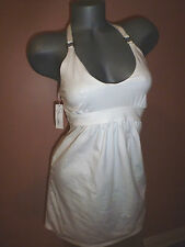VICTORIA'S SECRET V-NECK HALTER Bra Top DRESS SZ-XS