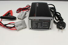 IC1000 PROJECTA BATTERY CHARGER 10 AMP WITH ANDERSON PLUG TO CHARGE BATTERY PACK