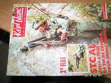 Kepi Blanc n°558 General Rollet Chantier de Takume