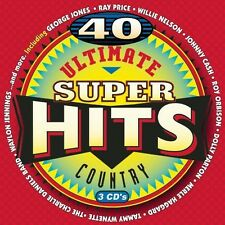 Ultimate Country Super Hits (2002, CD NEU)3 DISC SET