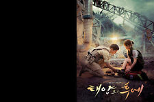 Descendants of the Sun Korean Drama + Specials DVD (5 DVDs)