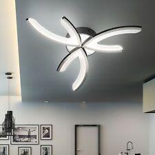 12 Watt LED Chrom Decken Lampe Wohnzimmer Leuchte 6-er Spot Strahler WOFI KELTON