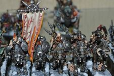 Warhammer Fantasy Age of Sigmar - Warriors of Chaos ARMY - PAINTED