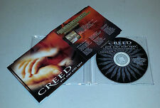 Single CD Creed - With Arms Wide Open wash away the years 1999 4 Tracks MCD C 26