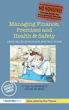 Managing Finance, Premises and Health & Safety (No-Nonsense Series)-ExLibrary
