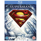 THE SUPERMAN MOTION PICTURE ANTHOLOGY BLU-RAY DISC REGION-FREE BRAND NEW SEALED