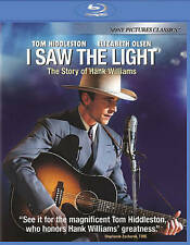 I Saw the Light (Blu-ray Disc, 2016) with Slip Cover, HOLIDAY SALES