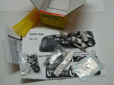FERRARI 166 Fangio/Ascari - C.America 1949/1953 - 1/43 rare Kit Model Plus MP.33