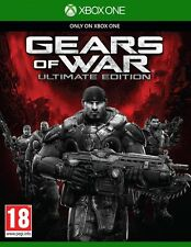 Gears OF WAR-Ultimate Edition (MICROSOFT XBOX ONE, 2015)