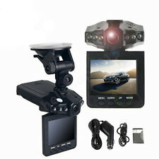 "2.5"" HD Car LED DVR Road Dash Video Camera Recorder Camcorder LCD 270° HS@"