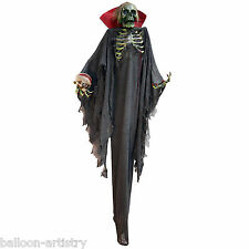 1.8m Halloween Horror Party Gothic Skeleton Vampire Monster Hanging Decoration