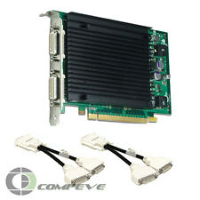 Nvidia NVS  Video Card for Lenovo H30 Computer PC Tranding 4 Monitor suppor