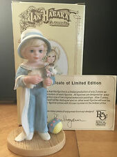 ASHLEY #248 Jan Hagara Figurine ROYAL ORLEANS, NIB, Certificate