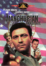 THE MANCHURIAN CANDIDATE Movie POSTER 27x40 C Frank Sinatra Laurence Harvey