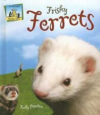 Frisky Ferrets (Perfect Pets)-ExLibrary