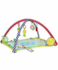 NEW GLOWORLD 0m+ Music & Lights Baby Playmat Playskool Gloworm Christening gift