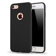Slim Colorful Shockproof Rubber TPU Silicone Case Cover for iPhone 7 Plus Skin