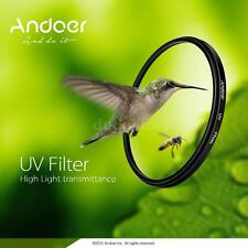 Andoer 52mm UV+CPL+Close-Up+4+Star 8-Point Circular Polarizer Filter Kit E6N0