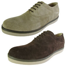 FitFlop Mens Lewis Suede Lace Up Oxford Sneaker Shoes