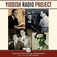 Yiddish Radio Project : Stories from the Golden Age of Yiddish Radio (2002,...