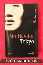 Tokyo - Mo HAYDER - Broché