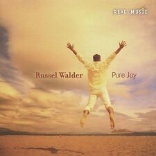 Pure Joy By Russel Walder Brand New CD