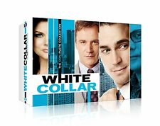 WHITE COLLAR THE COMPLETE SERIES SEASONS 1-6, DVD, NEW!!!!!!