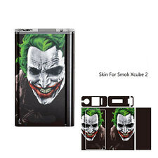 SMOK 160w Xcube 2 Xcube2 Box Mod Sticker Skin Wrap Cover Case Wrap Joker head