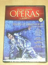 DVD OPERA / PELLEAS ET MELISANDE VOL 1 / FRANZ WELZER-MOST / NEUF SOUS CELLO