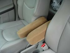 "Auto Armrest Covers For Cars, Trucks, Vans & SUV""s  PAIR OF MEDIUM - TAN"