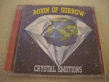 MOON OF SORROW - Crystal Emotions CD Ignition Records 1993 NM Doom 1. Press