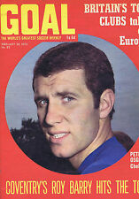 PETER OSGOOD - CHELSEA / BOB CHAPMAN - NOTTS FOREST Goal 82 Excellent Condition
