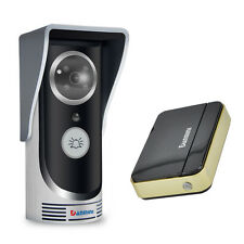 Wireless WiFi Video Door Phone Bell Doorbell Smart Phone Remote Home Security US