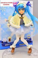 HATSUNE MIKU ORIGINAL WINTER DRESS FIGURE TAITO JAPAN